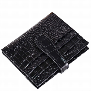 Визитница BeidiErke croco Black